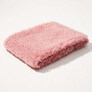 🌹3/$20 NWT Loft Fleece popover scarf Pink